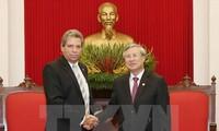 Vietnam determinado a consolidar la amistad tradicional con Cuba