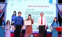 Celebran 63 años de Unión de Jóvenes de Vietnam