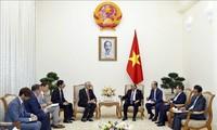 Premier vietnamita recibe al nuevo embajador alemán