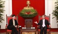 Vietnam reafirma la importancia del apoyo de Corporación Financiera Internacional a la economía