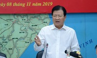 Vietnam prepara medidas frente a la tormenta Nakri