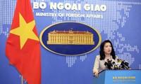 Vietnam rechaza declaración china acerca de la soberanía sobre Truong Sa