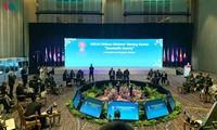 Conferencias de Ministros de Defensa de Sudeste Asiático enfocadas en tema del Mar Oriental