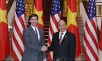 Estados Unidos comprometido a respaldar a Vietnam en superación de consecuencias de guerra