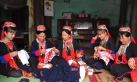 Artesana Destacada enfrascada en preservar cultura de la etnia Dao Thanh Y
