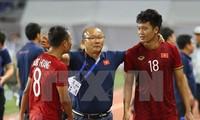 Entrenador del equipo de fútbol masculino de Vietnam determinado a lograr victoria final en Juego del Sudeste Asiático 2019