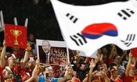 Triunfo de fútbol vietnamita en juegos regionales acapara atención de periódicos extranjeros