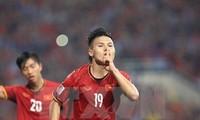 Futbolista vietnamita nominado al mejor jugador del deporte rey de Asia en 2019