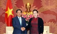 Cooperación en defensa entre Vietnam y Myanmar reporta resultados positivos