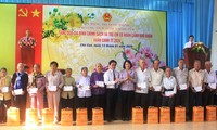Vicemandataria vietnamita continúa con trabajo de apoyo a compatriotas necesitados en zona sureña