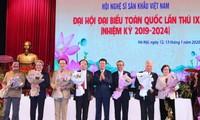 Vietnam honra aportes de artistas escénicos al desarrollo nacional