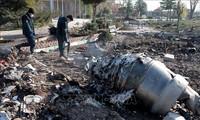 Irán enviará a Ucrania caja negra del avión accidentado en territorio nacional