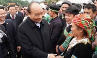 Vietnam reafirma determinación de construir zonas rurales de nuevo tipo