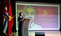 Cuba celebra 90 años de fundación del Partido Comunista de Vietnam