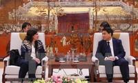 Hanói comprometida a respaldar la organización de actividades por 60 años de relaciones Vietnam-Cuba