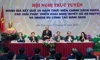 Vietnam analiza 25 años de políticas de seguros médico y social