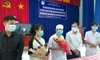 Localidad central de Vietnam anuncia libre de nueva cepa del coronavirus