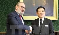 Vietnam y Bélgica consolidan cooperación en materia de auditoría