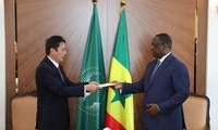 Vietnam y Senegal promueven cooperación