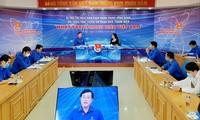Vietnam por maximizar aportes del sector joven al desarrollo nacional