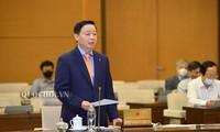 Ley de Protección del Medio Ambiente centra agenda de sesión del Comité Permanente del Parlamento vietnamita