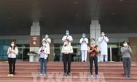 Covid-19 en Vietnam: 225 pacientes recuperados sin nuevos casos de infección este domingo
