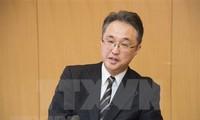 Organización de Comercio Exterior de Japón exalta política comercial internacional de Vietnam