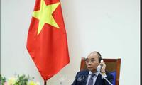 Vietnam y Japón afianzan cooperación contra el Covid-19