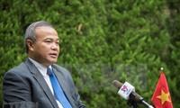 Vietnamitas en Japón luchan codo a codo contra el Covid-19