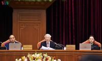 Duodécimo pleno del PCV debate sobre elección de delegados al  inminente Congreso partidista