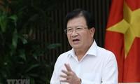 Perfeccionan Ley de Planificación para el desarrollo regional en Vietnam