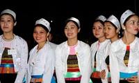 Costumbre nupcial de la etnia Thai en el norte de Vietnam
