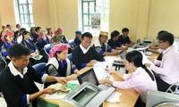 Evalúan la eficiencia de créditos del Banco de Políticas Sociales de Vietnam en el último lustro