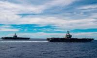 """Estados Unidos juzga """"ilegales"""" las reivindicaciones territoriales de Beijing en el Mar Oriental"""