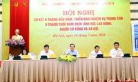 Vietnam determinado a mantener el desarrollo del mercado laboral