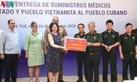 Vietnam y Cuba promueven apoyo mutuo frente al covid-19