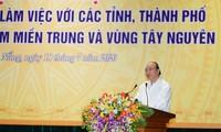 Vietnam fortalece desarrollo de la zona económica clave de la región central