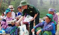 Innegables esfuerzos de Vietnam para prevenir y controlar la trata de personas