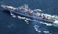 Rusia despliega ejercicios militares en el mar Negro