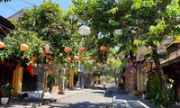 Casco antiguo de Hoi An aplicará distanciamiento social hasta el 14 de agosto
