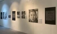Fotografías en blanco y negro de arquitecto español sobre Vietnam resalta en una exposición en Hanói