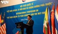 Vietnam contribuye activamente a los hitos de desarrollo de la Asean