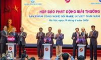 Incentivan a empresas nacionales a crear productos digitales 'Make in Vietnam'