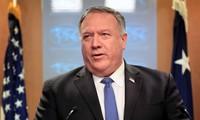 Estados Unidos piden a China dejar el comportamiento coercitivo