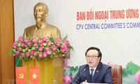 Partidos Comunistas de Vietnam y Japón consolidan la cooperación