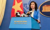 Vietnam persiste en el tema del Mar del Este hacia un Código de Conducta