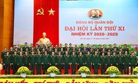 Finaliza XI Congreso del Comité del Partido Comunista del Ejército Popular de Vietnam