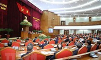 La cuarta jornada del XIII pleno del Comité Central del Partido Comunista de Vietnam