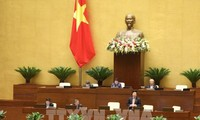 Parlamento vietnamita aborda la cuestión de firma de acuerdos internacionales