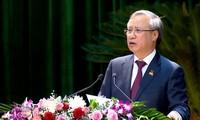 XXII Congreso del Comité del Partido Comunista de Ninh Binh realza logros de desarrollo multisectorial